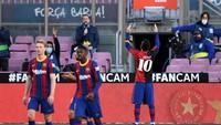 Demi Maradona, Lionel Messi Mau Enggak Lepas Nomor 10 Barca?