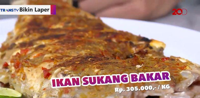 Bikin Laper! Ada Ikan Sukang Bakar dan Ayam Tinoransak khas Manado yang Kaya akan Rempah