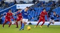 Soal Penalti Brighton, Henderson: Pemain Mereka Juga Tak Setuju