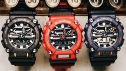 G-Shock GA-900, Jam Tangan dengan Baterai Tahan 7 Tahun