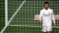 Real Madrid Kalah, Eden Hazard Kembali Cedera