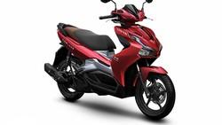 Penampakan Honda Air Blade, Skutik 150 cc Penantang Yamaha Aerox