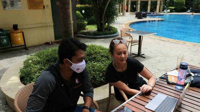 Perenang Indonesia I Gede Siman Sudartawa