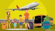 Anak di Bawah 12 Tahun Sudah Boleh Naik Pesawat-Kereta, Cek Syaratnya