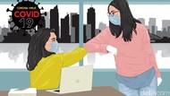 2.107 Perusahaan di DKI Ditutup karena Kasus Corona Selama PPKM