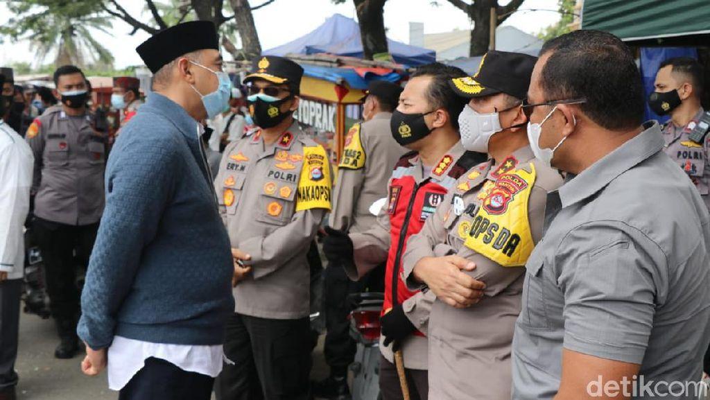 Kapolda Banten Cek Prokes Haul Syekh Abdul Qodir Zaelani di Tangerang