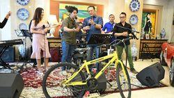 Ini Pemenang Sepeda Kuning Bamsoet Kuis Crazy Fast Indonesian 2