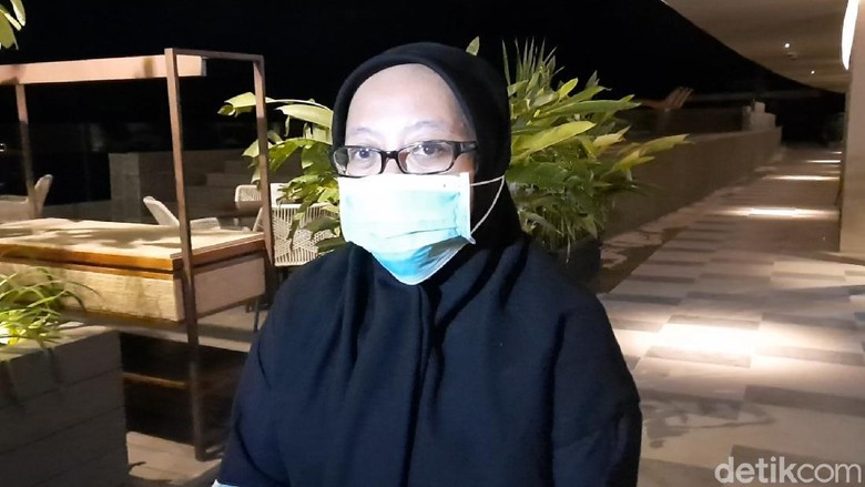 Koordinator Pemasaran Pariwisata Regional I Area IV (Kemenparekraf) Indri Wahyu Susanti