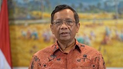 Mahfud Md: KPK Jangan Diombang-ambingkan Opini, Jawab dengan Data dan Fakta