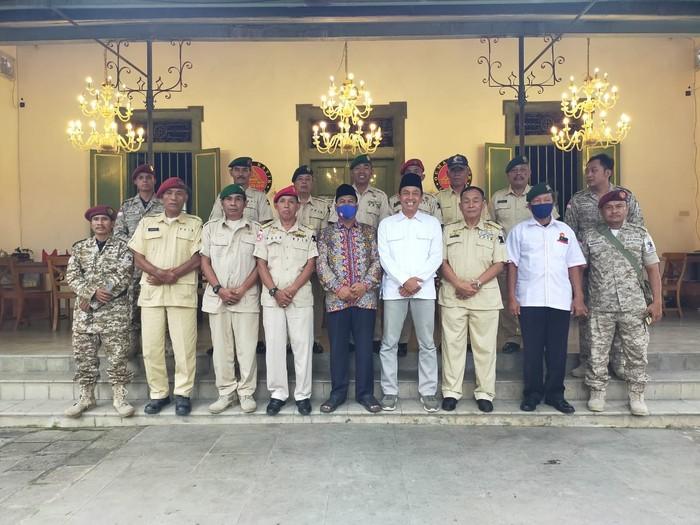Persatuan Purnawirawan Indonesia Raya (PPIR) Kabupaten Rembang menyatakan siap untuk mendukung penuh kemenangan pasangan calon nomor urut 1, Harno-Bayu pada Pilkada Rembang