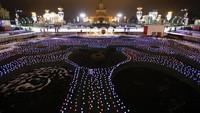 Ruang Publik Terbesar di Dunia Ada di Rusia