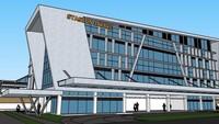 Ini Desain Stasiun Kereta Api Baru di Jatake