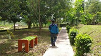 Taman Hutan Kota Ciamis, Tempat Wisata Alternatif Minggu Pagi Saat Pandemi