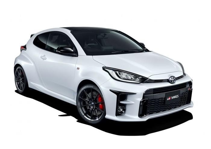 Toyota GR Yaris Rallye