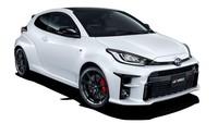 Ganteng Banget Toyota GR Yaris Rallye