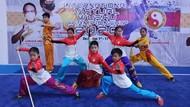 Persaingan di Kompetisi Virtual Wushu Berlangsung Sengit