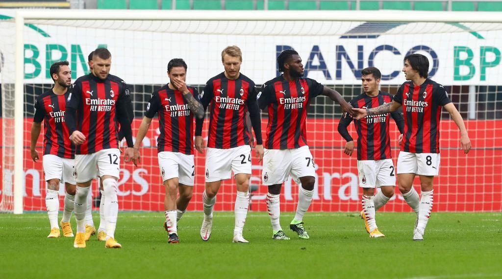 Bungkam Fiorentina 2-0, AC Milan Kokoh di Pucuk Klasemen