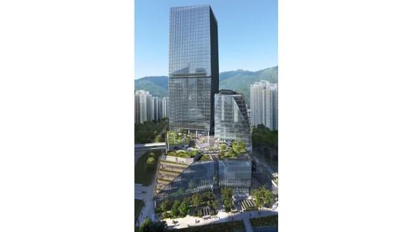 Bandara Kai Tak Hong Kong akan diubah menjadi landmark baru, bangunan pencakar langit.