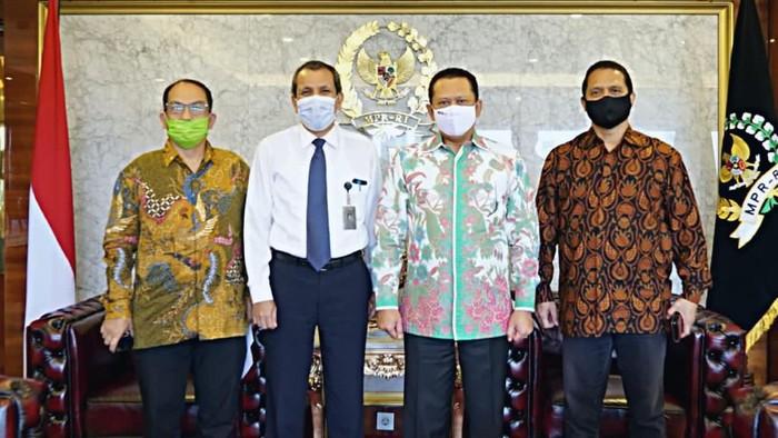 Bambang Soesatyo dan KPK