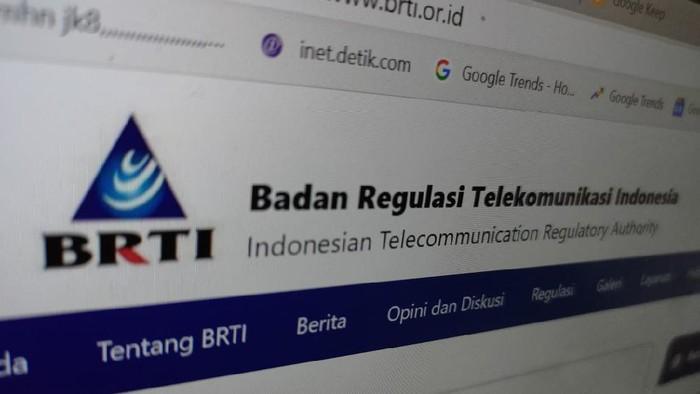 Badan Regulasi Telekomunikasi Indonesia (BRTI)