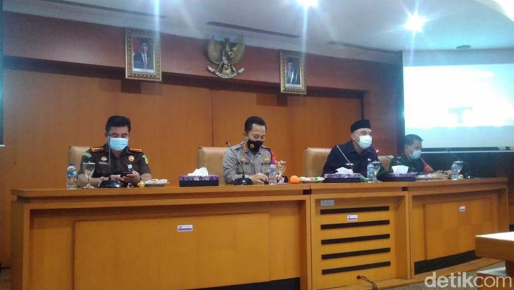 Terjadi Kerumunan di Haul Syekh Abdul Qodir, Bupati Tangerang: Kita Tracing