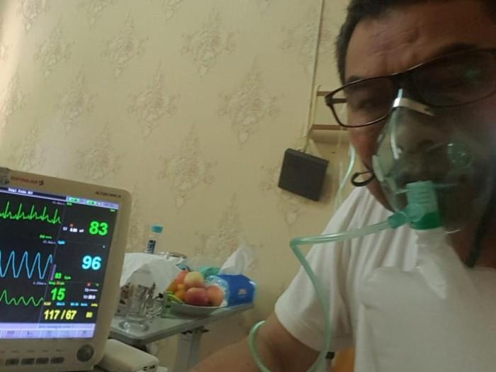 Cabup Sukabumi Adjo Sardjono dikabarkan dirawat intensif di rumah sakit