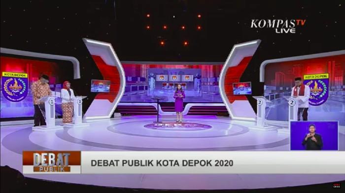 Debat Kedua Pilkada Depok, Pilwalkot Depok, Pemilihan Wali Kota Depok