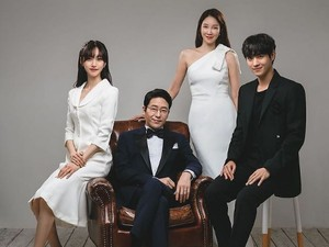 The Penthouse hingga High Society, Drama Korea tentang Orang Kaya dan Miskin