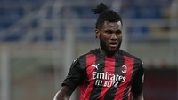 Franck Kessie Keranjingan Jadi Eksekutor Penalti Milan