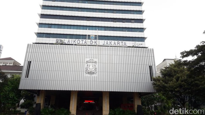 Gedung Balai Kota DKI Jakarta