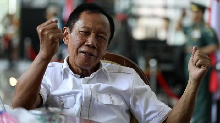 Gubernur DKI Jakarta (1997-2007) Sutiyoso