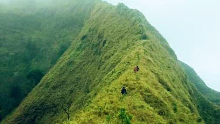 Gunung Pyramid Bondowoso