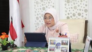 Deretan Menteri Jokowi yang Positif COVID-19