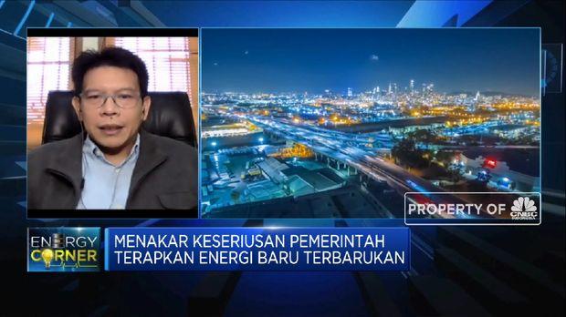IESR: Metode Lelang Investasi Bisa Dorong Keekonomian EBT (CNBC Indonesia TV)