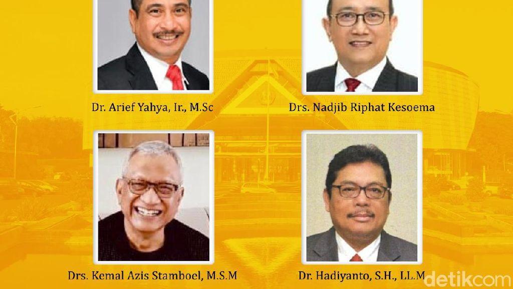 4 Anggota Baru MWA Unpad, dari Mantan Menteri hingga Sekjen Kemenkeu