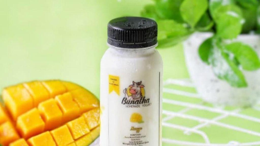 Modal Minim, Wanita Ini Bisnis Yoghurt Beromzet Puluhan Juta