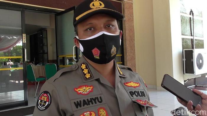 Kabid Humas Polda Gorontalo Kombes Wahyu Tri Cahyono