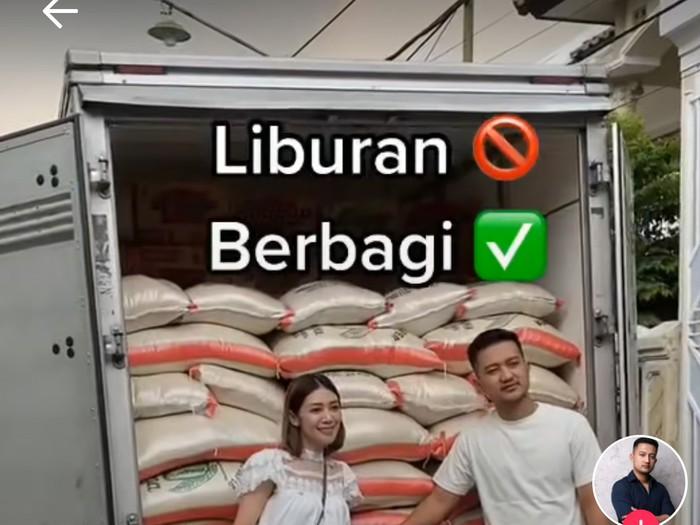 Kado Ultah Crazy Rich Surabaya, Diberi Restoran hingga Jajan Siomay Gerobakan