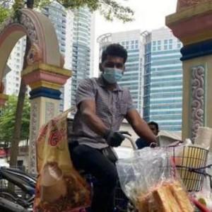 Viral Kisah Penjual Teh Keliling Bergelar Sarjana Teknik, Kena Imbas Corona
