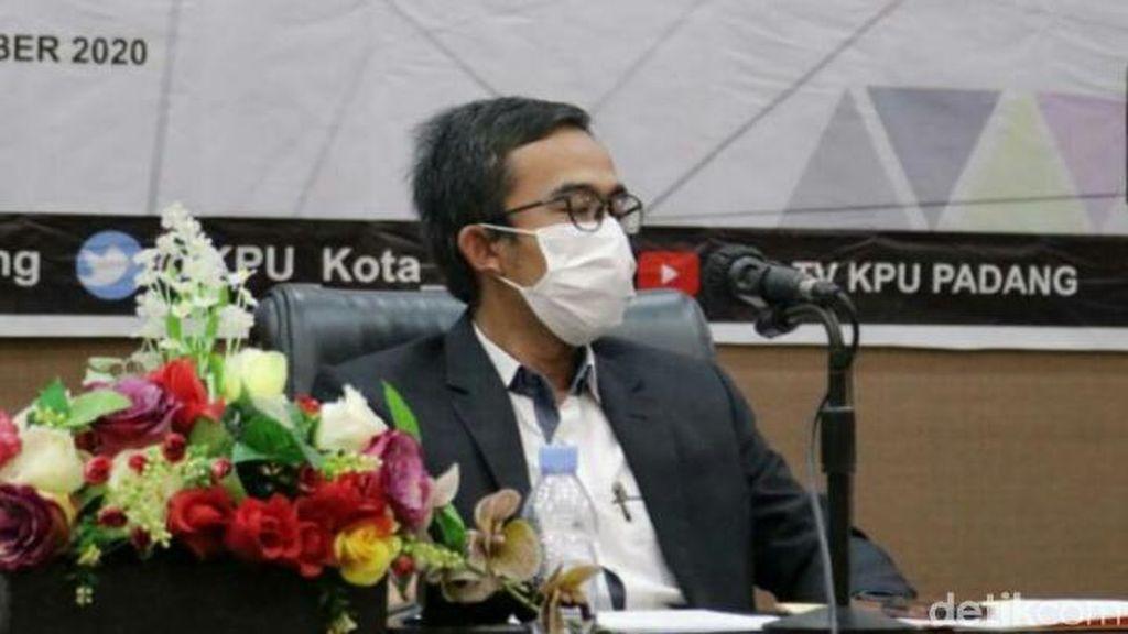 469 Petugas KPPS Pilkada di Padang Reaktif COVID-19