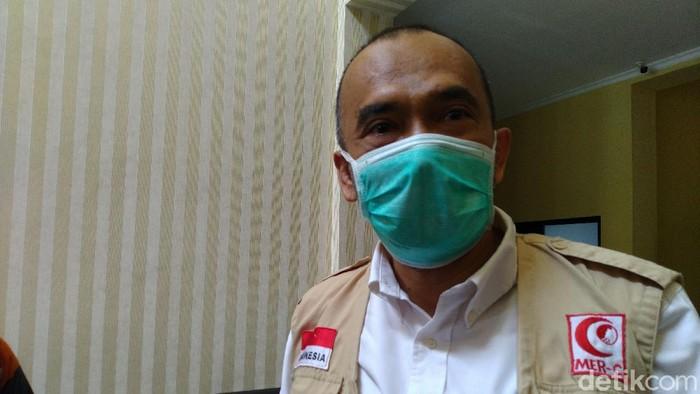 Ketua Presidium MER-C dr Sarbini Abdul Murad (Sachril Agustin Berutu/detikcom).