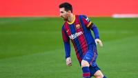 Karena Barcelona Mau Melepas Ketergantungan dari Messi