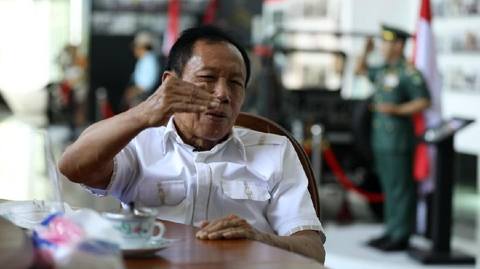 Mantan Kepala Badan Intelijen Negara (BIN) Letjen TNI (Purn) Sutiyoso