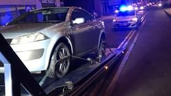 Malang Nian! Baru Beli Mobil 30 Detik Sudah Disita Polisi