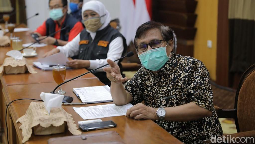 Jokowi Ungkap Kasus COVID-19 Memburuk, Epidemiolog Unair Sarankan Ini