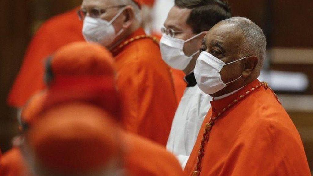 Paus Fransiskus Angkat Kardinal Kulit Hitam Pertama dari AS
