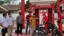 Dua PertashopMeluncur di Cianjur, Cek Lokasinya