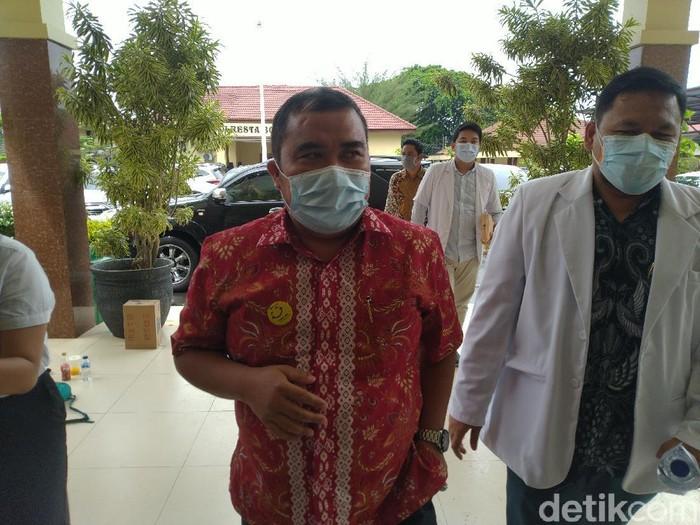 Petinggi RS UMMI Bogor memenuhi panggilan polisi soal Habib Rizieq.