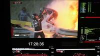 Ricciardo Kesal F1 Anggap Kecelakaan Grosjean Layaknya Hiburan