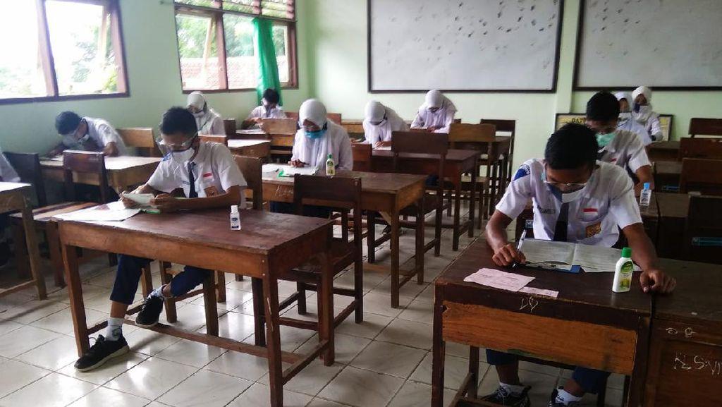 Ada Klaster SMP, Simulasi Sekolah Tatap Muka di Jepara Jalan Terus